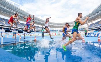 Løpe på vann